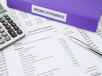 analyzing income statement of a company