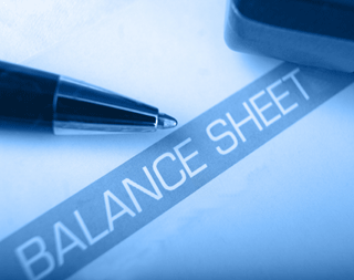analyzing balance sheet of a company